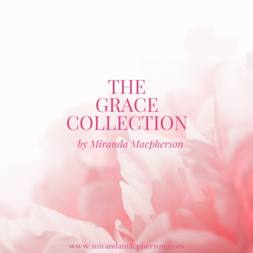 THE GRACE COLLECTION Miranda Macpherson support for spiritual practice